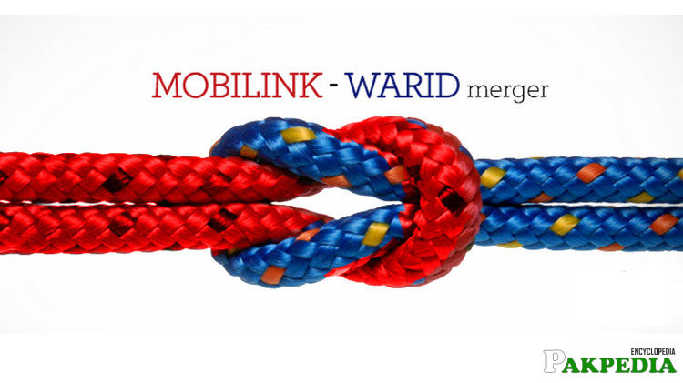 Mobilink with Warid