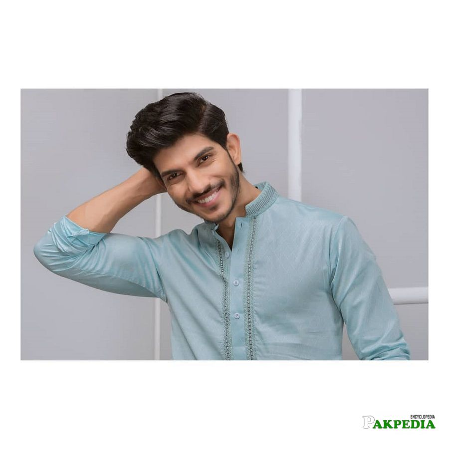 Mohsin Abbas Haider Biography