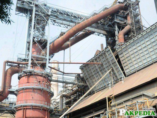 Steel Mills of pakistan