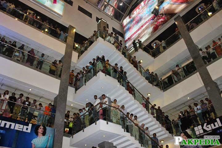 Atrium mall karachi
