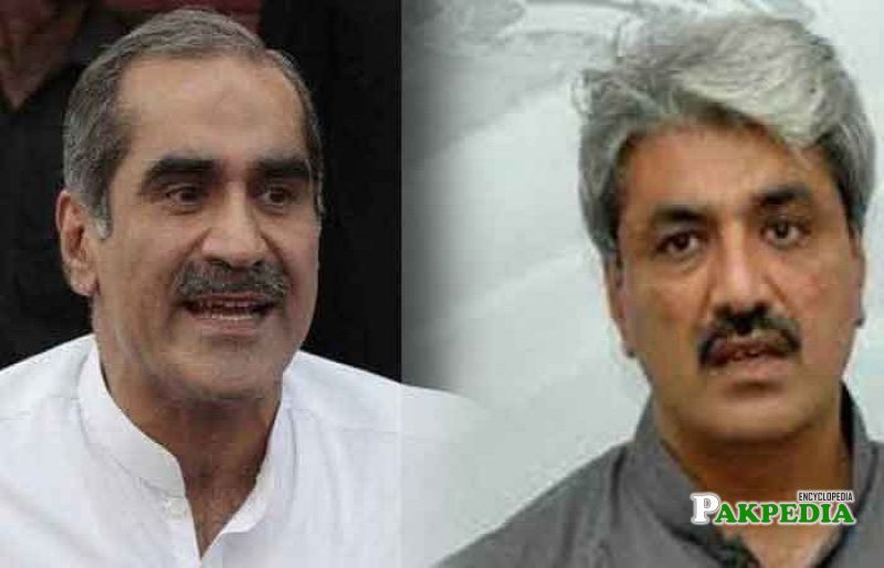 Khawaja Salman and Saad rafique arrested by NAB for paragon housing case