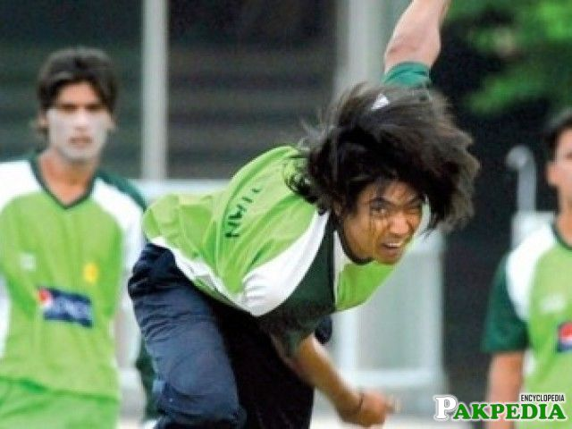 Mohammad Sami Training Session