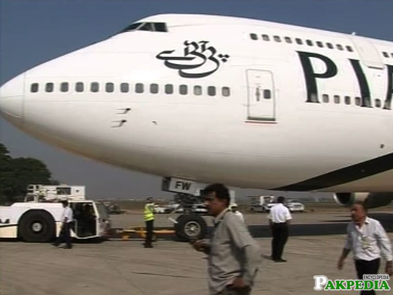 Pakistan International Airlines Wide Body