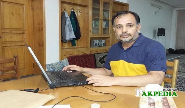 Right activist Khurram zaki