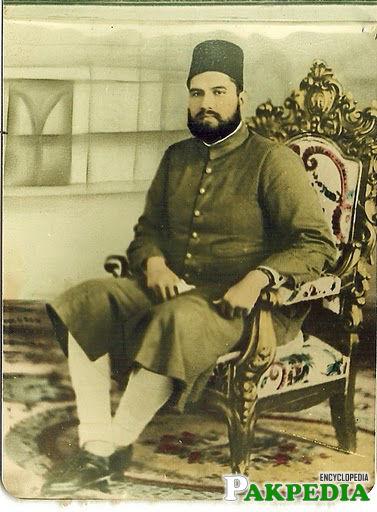 Bahadur Yar Jung Great Leader