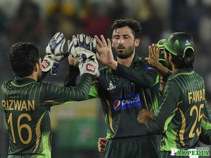 Junaid Khan And Rizwan