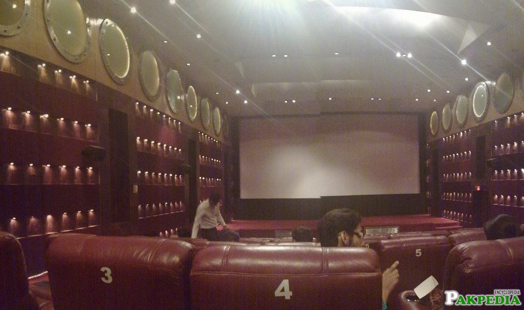 Abbottabad Cinema list of Cinemas