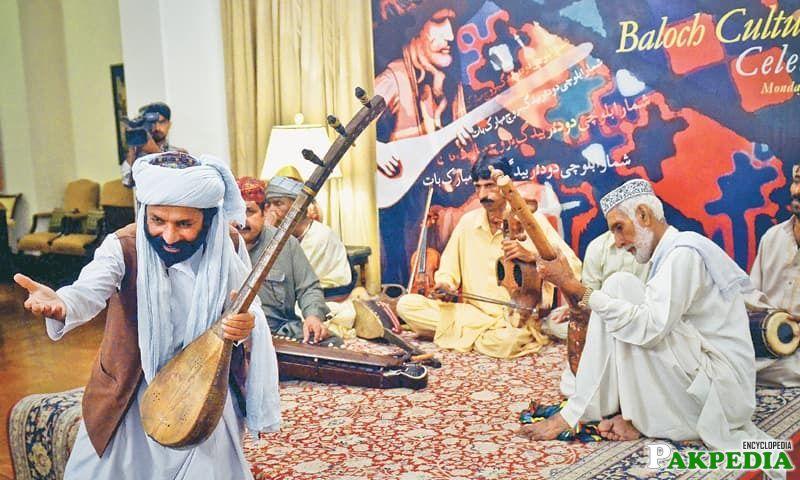Balochi Culture Music