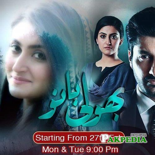 Hiba Bukhari Dramas