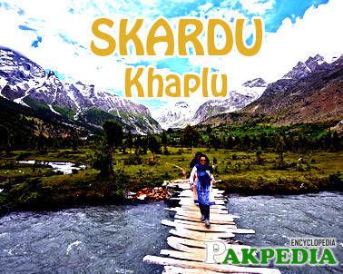 Skardu Khaplu Pakistan