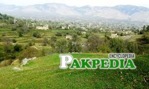 The green valleys of Khyber Agency