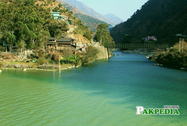 Hydroelectric projcts on river Beas