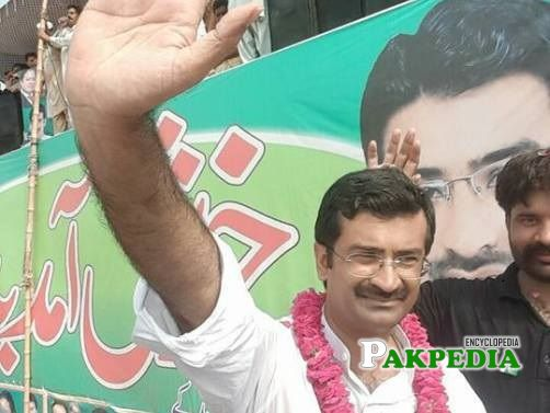 Khurram Ijaz elected as MPA for third time