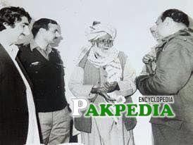 With Salaar Yaqoob Khan