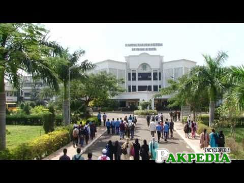 C Abdul Hakeem College of Engineering and Technology