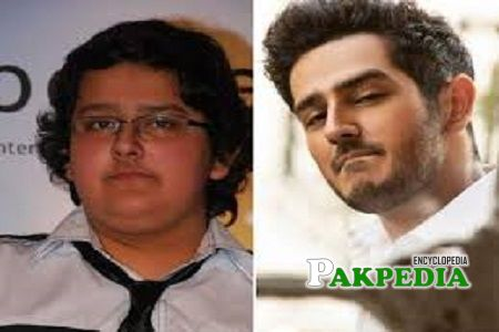 Azaan sami khan major transformation