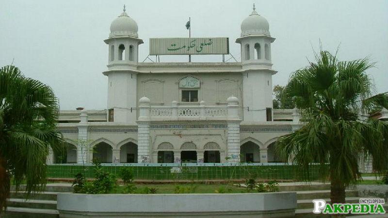Faisalabad Jinnah Hall