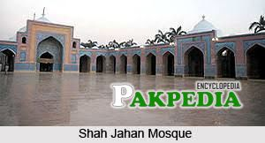 Shahjahan's Architecture