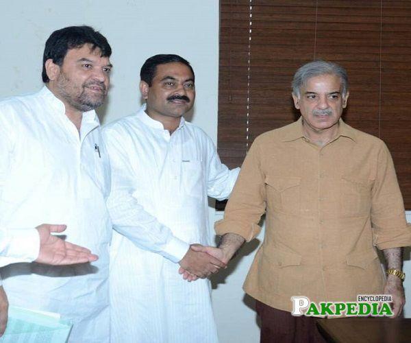 Muhammad Ashraf Rasool quit PMLQ and join PMLN