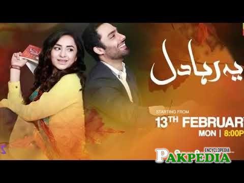 Adnan Jaffar Dramas