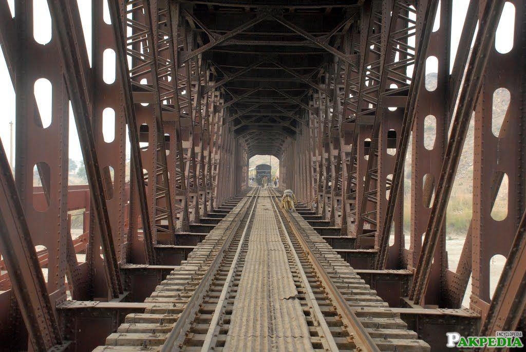 Chiniot Rail Track
