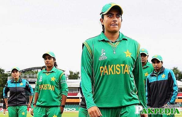 women Cricket Team Pakistan
