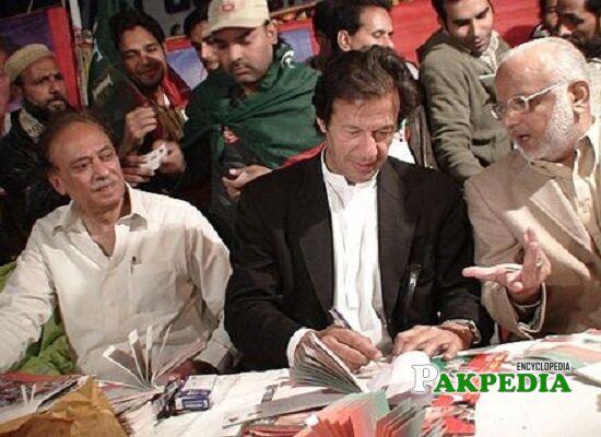 Ejaz Ahmed Chaudhary PTI