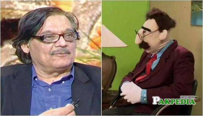 The creater of Uncle Sargam Farooq Qaiser