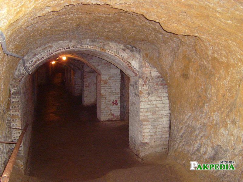 Inside the Derawar Fort
