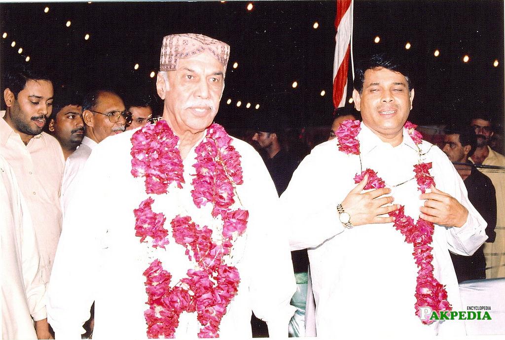with Shahnawaz plejo