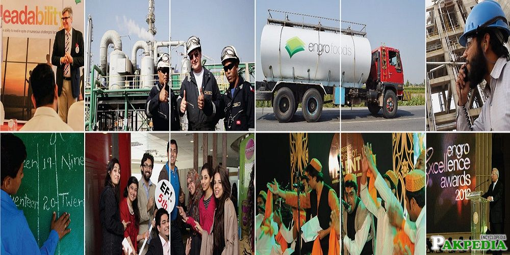 Engro Corporation Company