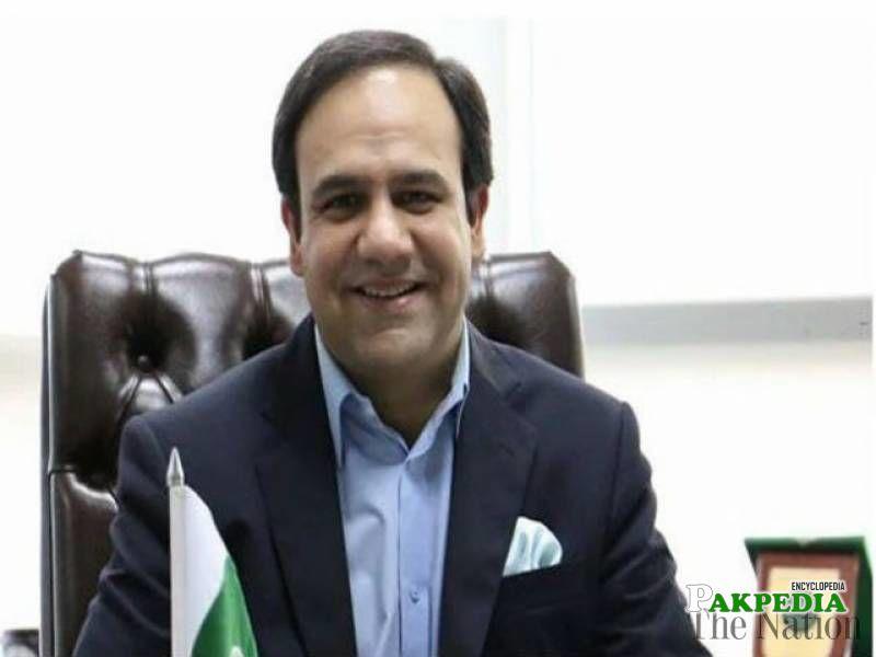 An asset of pakistan-dr saif