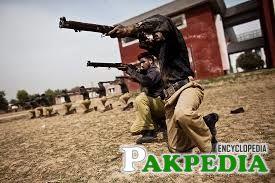 Punjab Police Shooting