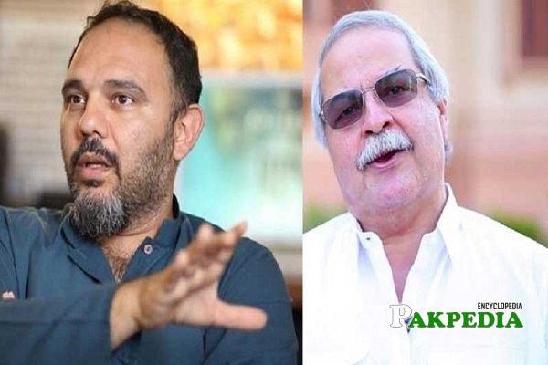 Filmmaker Jami accused Hameed haroon of rape