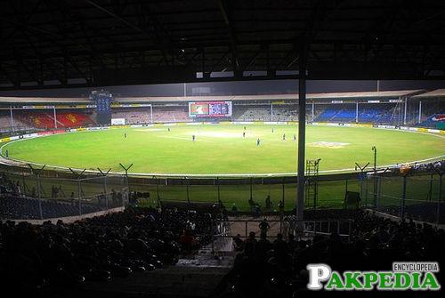 National Stadium Night View