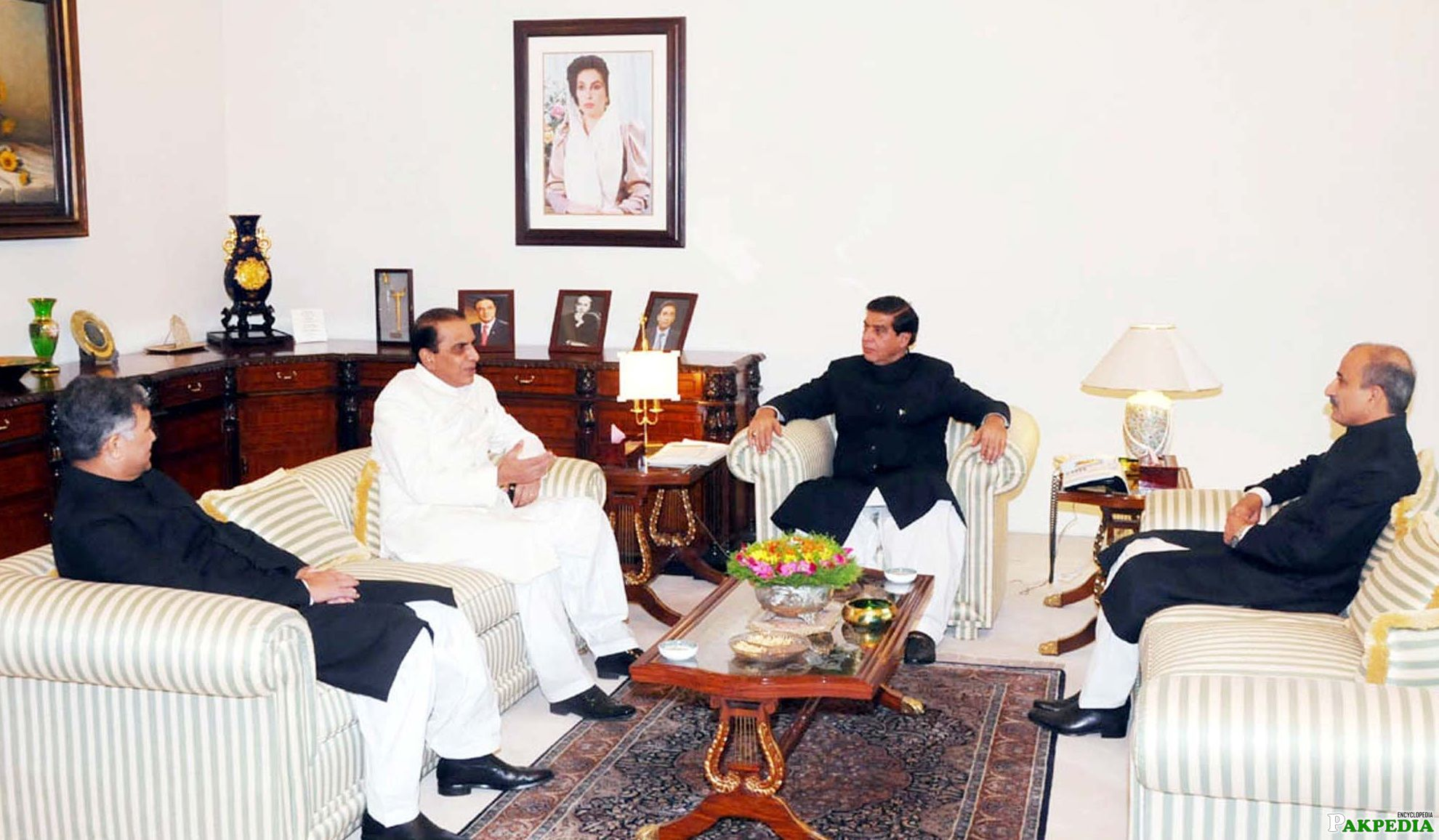 Raja Pervaiz Ashraf Pakistani Buisness Man
