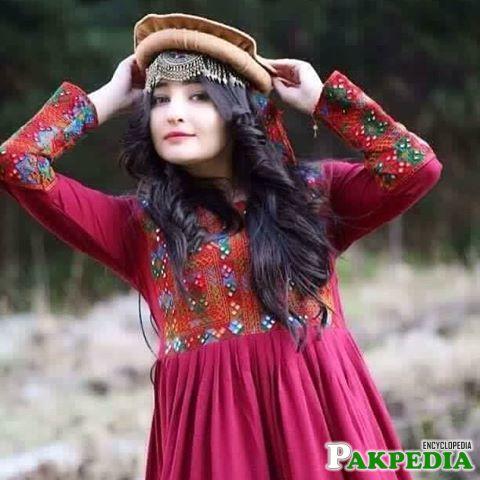 Pashtune Culture Fashion Girls