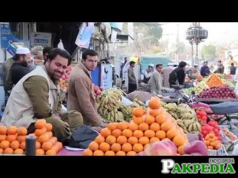 Mardan Fruite Bazar