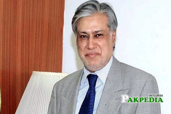 Muhammad Ishaq Dar Biography