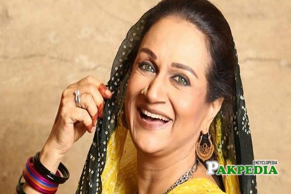 Bushra Ansari Biography