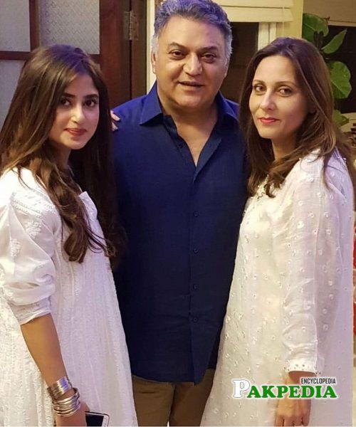 Asif Raza Mir Father