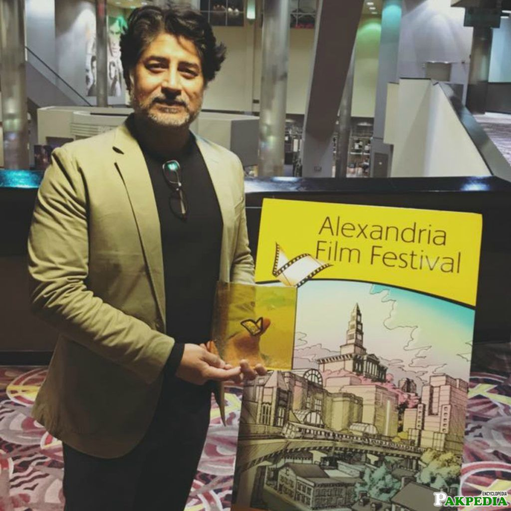 Farhan Alam Pakistani Film Director