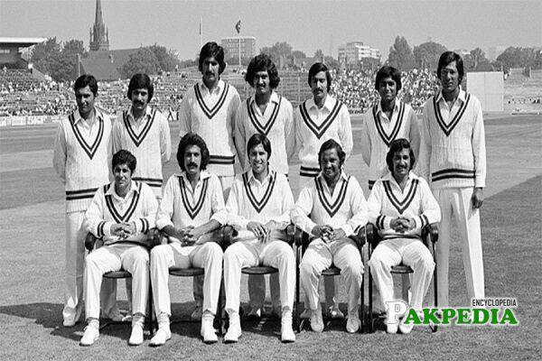 Asif Masood cricketer