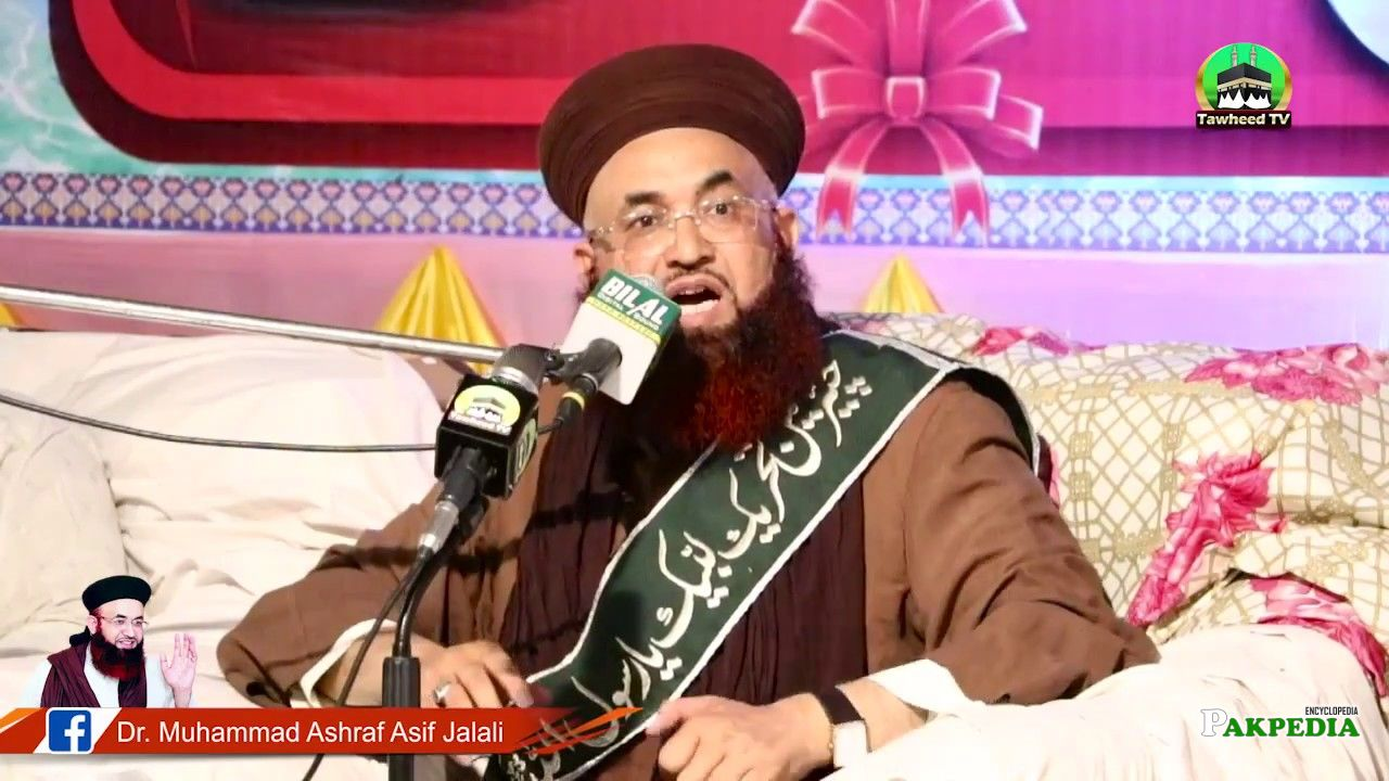 In a press conference for Labaik Ya RasoolAllah