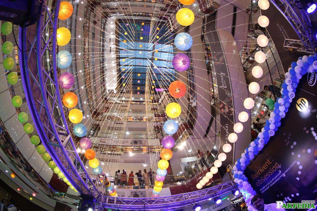 The Centaurus Mall