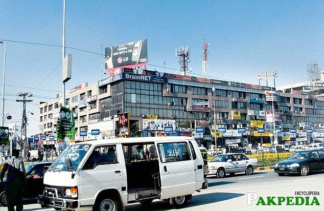 Hafeez Centre Main Buleward Road
