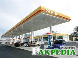 Shell Oil Station