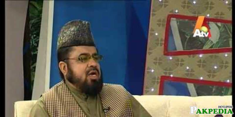 Mufti Abdul Qavi in ATV chanel