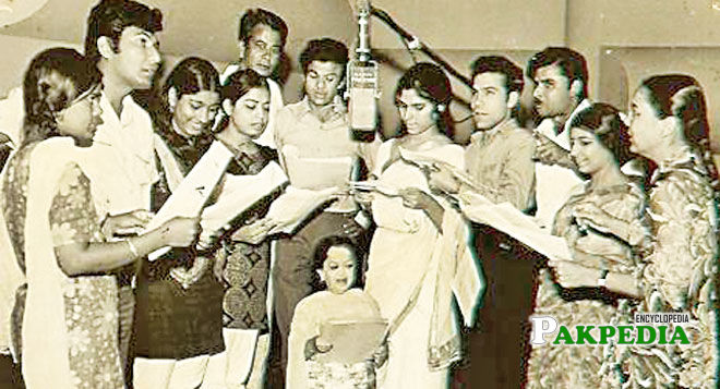 Early days of Radio Pakistan