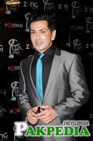 Faakhir Mehmood in lux style award